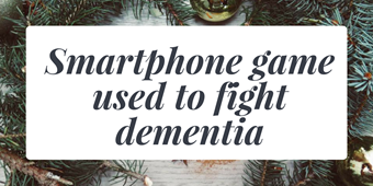 Smartphone game used to fight dementia