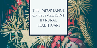 Senior NHS manager highlights the importance of telemedicine in rural healthcare
