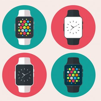 Wearable devices can improve the lives of older people by monitoring their health