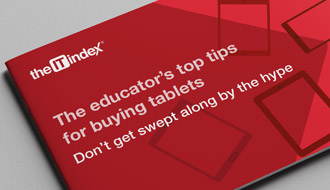 The educator's top tips for buying tablet computers